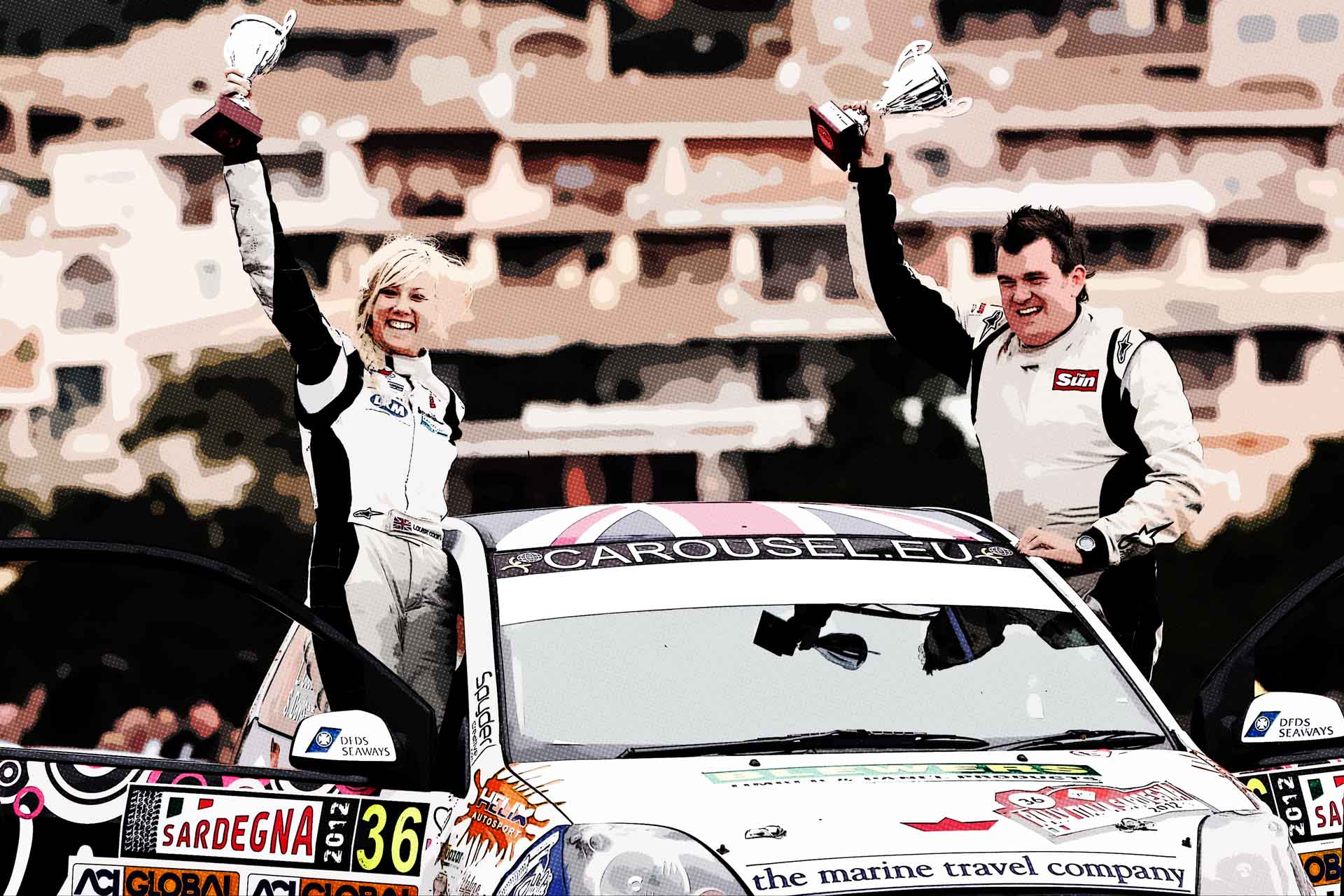 Rally Team GBFIA WRC Production Cup Drivers Champion 2012 » Rally ...